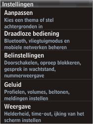 HTC F3188 Smart - Buitenland - Bellen, sms en internet - Stap 5