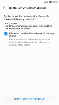 Huawei Mate 9 Pro - Appareil - Restauration d
