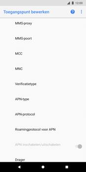 Google Pixel 2 XL - Mms - Handmatig instellen - Stap 11