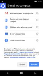 Microsoft Lumia 950 - E-mail - Configuration manuelle (gmail) - Étape 10