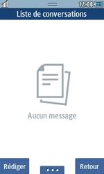 Samsung Wave 723 - Contact, Appels, SMS/MMS - Envoyer un MMS - Étape 5