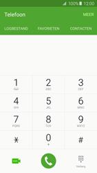Samsung A310F Galaxy A3 (2016) - Voicemail - handmatig instellen - Stap 5