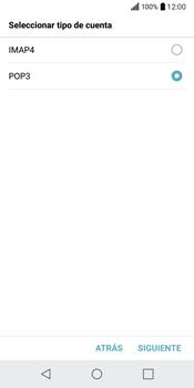 LG Q6 - E-mail - Configurar correo electrónico - Paso 10