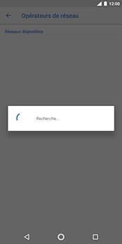 Nokia 7 Plus - Réseau - Sélection manuelle du réseau - Étape 9