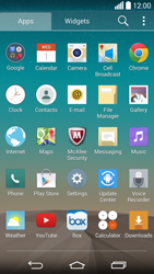 LG G3 S - Mms - Sending a picture message - Step 2