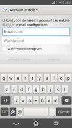 Sony D5803 Xperia Z3 Compact - E-mail - Account instellen (IMAP met SMTP-verificatie) - Stap 5