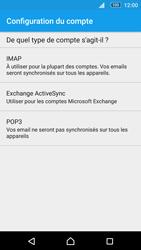 Sony Xperia M5 - E-mail - Configuration manuelle - Étape 10