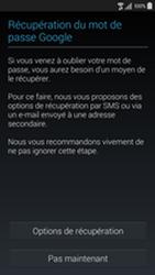 Samsung Galaxy A3 (A300FU) - Premiers pas - Créer un compte - Étape 17