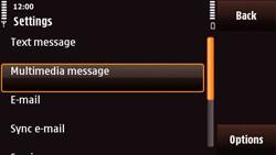 Nokia N97 Mini - MMS - Manual configuration - Step 21