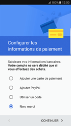 Samsung Samsung G925 Galaxy S6 Edge (Android M) - Applications - Créer un compte - Étape 19