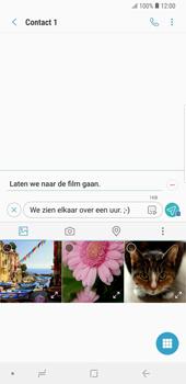 Samsung Galaxy Note9 - MMS - afbeeldingen verzenden - Stap 14