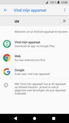 Sony F5321 Xperia X Compact - Android Oreo - Beveiliging en privacy - zoek mijn mobiel activeren - Stap 7