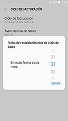 Samsung Galaxy S6 - Android Nougat - Internet - Ver uso de datos - Paso 8