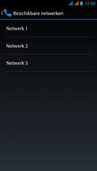Wiko Stairway - Netwerk - Gebruik in het buitenland - Stap 11