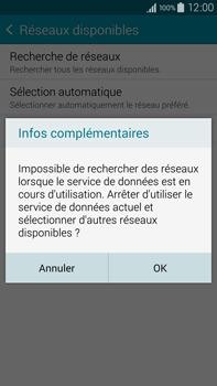 Samsung N910F Galaxy Note 4 - Réseau - utilisation à l'étranger - Étape 10