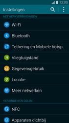 Samsung Galaxy K Zoom 4G (SM-C115) - WiFi - Handmatig instellen - Stap 4