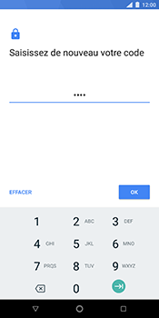 Nokia 7 Plus - Sécuriser votre mobile - Activer le code de verrouillage - Étape 10