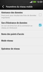HTC Desire 500 - MMS - configuration manuelle - Étape 6