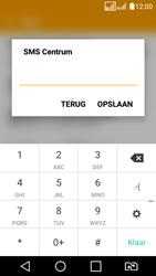 LG K4 (2017) (M160) - SMS - SMS-centrale instellen - Stap 8