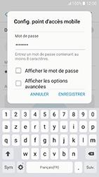 Samsung Galaxy A5 (2017) (A520) - Internet et connexion - Partager votre connexion en Wi-Fi - Étape 10