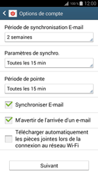 Samsung Galaxy S4 Mini - E-mails - Ajouter ou modifier votre compte Yahoo - Étape 8
