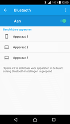 Sony Xperia Z5 - Android Nougat - Bluetooth - koppelen met ander apparaat - Stap 8