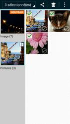 Samsung Galaxy A3 (A300FU) - Photos, vidéos, musique - Envoyer une photo via Bluetooth - Étape 12
