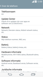 LG G3 4G (LG-D855) - Software updaten - Update installeren - Stap 6