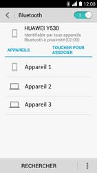 Huawei Ascend Y530 - WiFi et Bluetooth - Jumeler votre téléphone avec un accessoire bluetooth - Étape 5