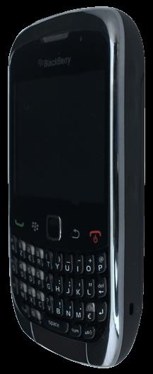BlackBerry curve 3G - Premiers pas - Découvrir les touches principales - Étape 7