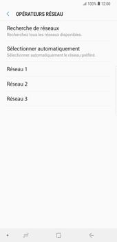 Samsung Galaxy Note9 - Réseau - utilisation à l'étranger - Étape 13