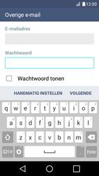 LG K4 - E-mail - Handmatig instellen - Stap 8