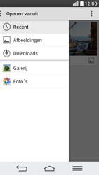 LG D620 G2 mini - E-mail - hoe te versturen - Stap 13