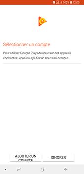 Samsung Galaxy A7 2018 - Photos, vidéos, musique - Ecouter de la musique - Étape 4
