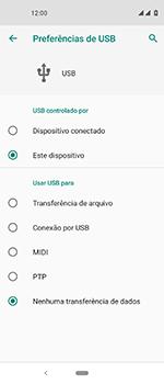 Motorola One Vision - Conexão com pc - Transferir dados do telefone para o computador (Windows) - Etapa 5