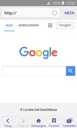 Samsung Galaxy J1 (2016) - Internet - hoe te internetten - Stap 5