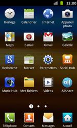 Samsung I9070 Galaxy S Advance - Internet - activer ou désactiver - Étape 3