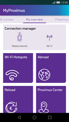 Huawei Ascend G7 - Applications - MyProximus - Step 17