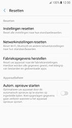 Samsung Galaxy A5 (2017) (SM-A520F) - Instellingen aanpassen - Fabrieksinstellingen terugzetten - Stap 6