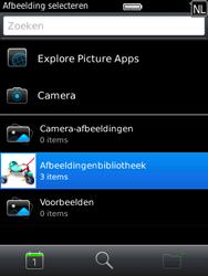 BlackBerry 9800 Torch - MMS - Afbeeldingen verzenden - Stap 10