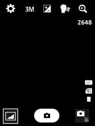 LG Optimus L3 II - Funciones básicas - Uso de la camára - Paso 7