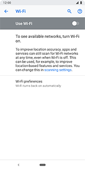 Google Pixel 3 - Wi-Fi - Connect to a Wi-Fi network - Step 6