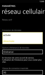 Nokia Lumia 820 LTE - Internet - Configuration manuelle - Étape 6