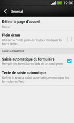 HTC Desire 500 - Internet - Configuration manuelle - Étape 21
