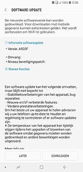 Samsung Galaxy A9 - Software update - update installeren zonder PC - Stap 7