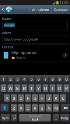Samsung N7100 Galaxy Note II - Internet - Internetten - Stap 6
