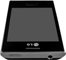 LG E400 - Internet no telemóvel - Como configurar ligação à internet -  27