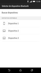 HTC One M8 - Bluetooth - Transferir archivos a través de Bluetooth - Paso 12