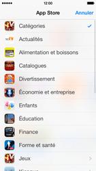 Apple iPhone 5c - Applications - Télécharger une application - Étape 5