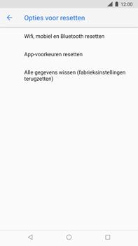 Nokia 8 Sirocco - Toestel - Fabrieksinstellingen terugzetten - Stap 7